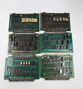 Lot Of 6 1.510kg Military Board For Scrap Gold Recovery