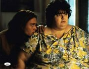 Johnny Depp What's Eating Gilbert Grape 11x14 Photo Signed Autographed Jsa Coa