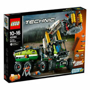 Brand New And Sealed Lego 42080 Technic Forest Truck 2 In 1 Tractor With Log Trail
