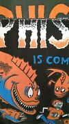 Phish Is Coming - Halloween And03995 To The Rosemont Horizon Vintage T-shirt+++++
