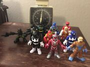 Imaginext Figures Power Rangers And More