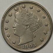 1903 Liberty V Nickel Ef See The Whole Collection At Rrc
