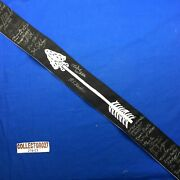 Boy Scout Oa 1990 Noac Black Sash Signed By Contingent 258 From Virginia