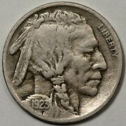 1923-s Buffalo Nickel Vf Details See The Whole Collection At Rrc