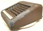 Vintage Leich System Pbx Switchboard 1940's 50's Phone Telephone For Parts Prop
