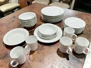 Totally Today Royal Gold 29 Piece Dinnerware Set