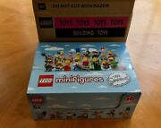 Lego 71005-18 The Simpsons Minifigures Series 1 New Factory Sealed Full Box Mint