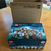 Lego 71022-24 Harry Potter Series 1 Minifigures New Sealed Box Case Of 60 Misb