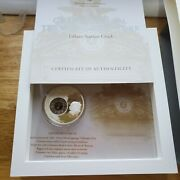 Cook 2013 10 Windows Of History Grand Central Terminal New York 50g Silver Coin