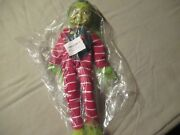 Christmas Doll 12 Inches Long Bendable Weird