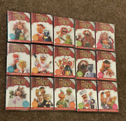 Best Of Muppet Show 25th Anniversary 15 Dvd Complete Set Time Life 10 Sealed