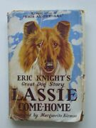 Lassie Come-home - Knight, Eric. Illus. By Kirmse, Marguerite