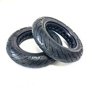 10 In Electric Scooter Solid Tire 10x2.50 Motorcycle Rubber Puncture-proof Tyre