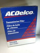 Acdelco Tf289 Automatic Transmission Filter For Chevy Avalanche S10 G20 Open Box