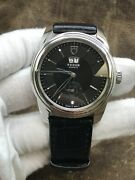 Tudor Glamour 57000 Black Dial Automatic Menand039s Watch