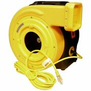 Open Box Zoom Commercial Inflatable Blower Fan For Bounce House 1 Hp Air Pump