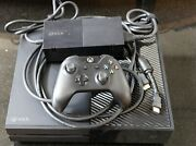 Xbox One 500 Gb Console With Controller, Power Supply And Hdmi Cable