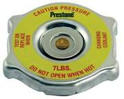 Radiator Cap - 7 Lb. - With 3/4 Deep Neck - Ford 6 Cylinder And V-8 49-10761-1