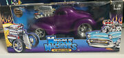 Muscle Machines Andlsquo41 Willys Coupe 118 Scale Die Cast Car