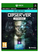 Xbox One-observer System Redux - Day One Edition Xbox/xse Us Import Game New