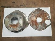 Ford Sb 4 Speed Blow Proof Bell Housing Ansen Scatter Shield Mustang J17037