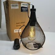 Jhy Design Hanging Lamp Battery Operated Cordless Hanging Light