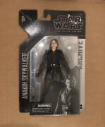 Star Wars Black Series Archive Anakin Skywalker 6and039 Action Figure New