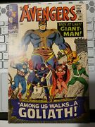The Avengers 28. 1st Appearance Of The Collector