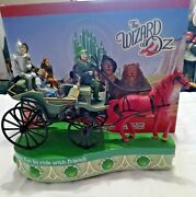 San Francisco Music Box Figurine The Wizard Of Oz Horse Of A Different Color Le