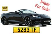 Cheap Tf Dateless Private Number Plate. Cherished Reg. Tom Tony Trev Terry