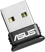 Asus Usb-bt400 Usb Adapter W/ Bluetooth Dongle Receiver, Laptop And Pc Support, Wi