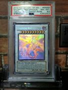 Yu-gi-oh 🌟psa8.5 Absolute Powerforce 1st Majestic Red Dragon Abpf-en040 Ghost