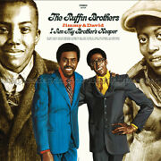David And Jimmy Ruffin -i Am My Brother's Keeper - Expanded Edition 𝗦𝗘𝗔𝗟𝗘𝗗