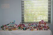 Lego Friends Set Lot Dolphin Cruiser, Sunshine Ranch See Below For List Of Set