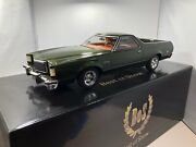 1/18 Best Of Show Bos 1979 Ford Ranchero Pickup Bos275 1/1000 Flaws Read 26