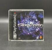 Star Ocean The Second Story - Playstation 1 Ps1 Complete