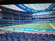 Dallas Cowboys Vs L.a.chargers September 19andnbsp Premier Section Or Best Offer