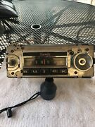 1969 Buick Am Push Button Radio Without Knobs Not Tested