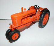 Neat Vintage Customized Plastic Monarch Case 1/16 Scale Tractor