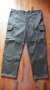New Real French Army Foreign Legion M64 F1 Trousers Pants Bdu Od 80 Us 32 S