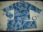 07and039s China Pla Cmc Air Force General Digital Camo Combat Clothing