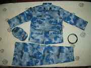 07and039s China Pla Air Forceairborne Troops Soldier Digital Camo Combat Clothing