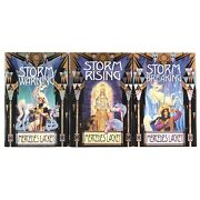 The Mage Storms Trilogy By Mercedes Lackey - 3-book Hardcover Lot - 1st Printing