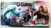 Nerf Rebelle Secrets And Spies Arrow Revolution Bow And Arrows Toy Hasbro