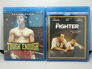 Tough Enough Oop Blu-ray + The Fighter Blu-ray+dvd Boxing Double Feature