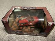 Highway 61 Model A Ford Roadster Red 50159 118 Die Cast Rare Red Wheels