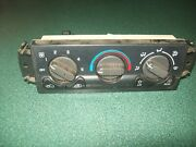 1999 - 2002 Chevy / Gmc Climate Control A/c Heater Unit