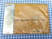 Vintage New Cannon Royal Family Combspun Percale Gold Full Fitted Bottom Sheet