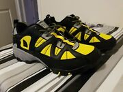 The Mens Steep Tech Fire Road Hiking Shoes Black Nf0a4t2p 9 M New
