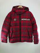 Moncler Andtimes 3 Red Check F209u1a50840 549x Red Fashion Jacket 6658 From Japan